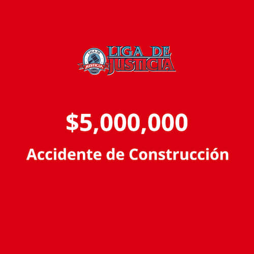 Resultados y Veredictos de Accidentes Construcción