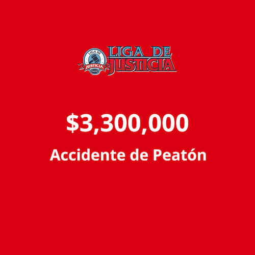 Resultados y Veredictos de Accidentes de Peatón