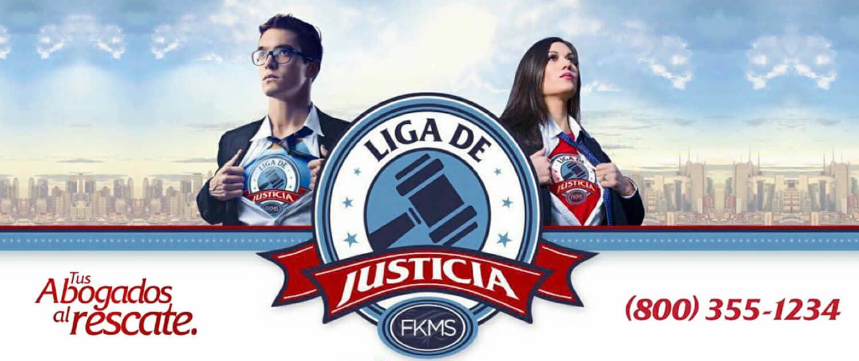 Firma de abogados en New York y New Jersey | Liga de Justicia