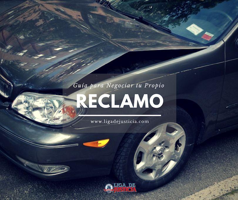 Cómo negociar compensación por accidente de auto con el seguro ¡y sin abogado!