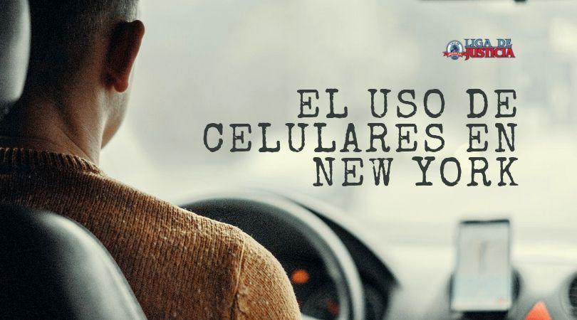 Las consecuencias de manejar distraído en New York pueden ir desde una suspensión de tu licencia hasta su revocación - o una deportación - y ni hablar de si tienes un accidente.
