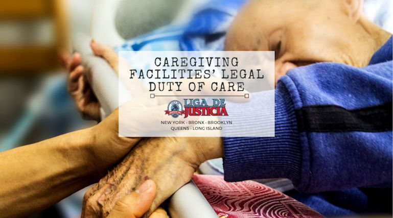 Have your caregiving facilities breach their legal duty of care?