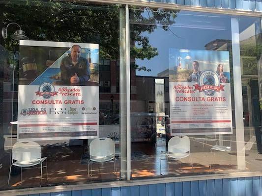 oficinas liga de justicia abogados en riverhead ny suffolk