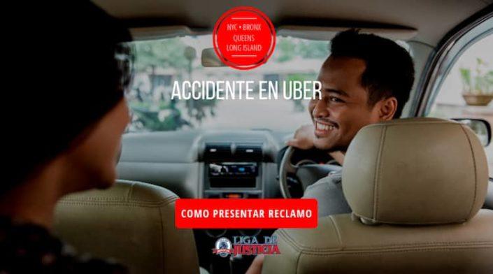 Si es víctima de un accidente en Uber, nuestros abogados expertos en accidentes de Uber y ridesharing examinarán su caso y determinarán la mejor manera de obtener una justa compensación por sus lesiones.